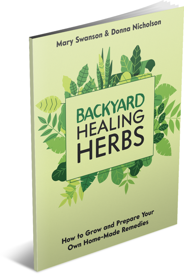 Healing Backyard Herbs